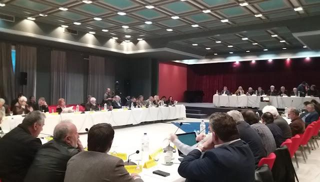 Ψηφίστηκε κατά πλειοψηφία ο προϋπολογισμός της Περιφέρειας Πελοποννήσου