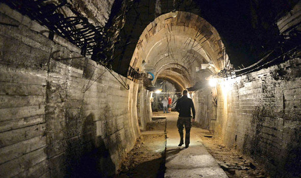 Secret Nazi Tunnels That Hides 3 Trains Full Of Nazi Gold Exposed