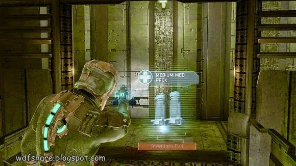 Gratis download Dead Space PC Link