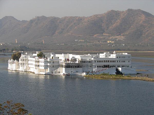 Udaipur Palace Hotel