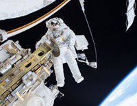 To Check on ISS Docked Soyuz, 6 Hour Long Spacewalk for Russian Cosmonauts