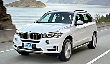 2018 Bmw X7 Suv Rendered Detailed
