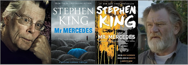 Mr Mercedes Stephen King Book TVSeries Review