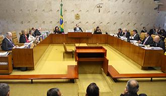 Pedido de vista suspende julgamento de ADI contra decreto presidencial sobre indulto natalino