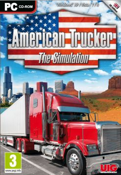 American Truck Simulator 2015 PC Game Free Download