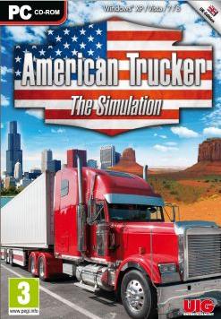 American Truck Simulator 2015 PC Game Free Download