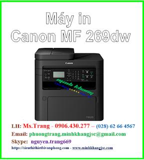Canon mf 269dw máy in đa năng canon giá rẻ nhất