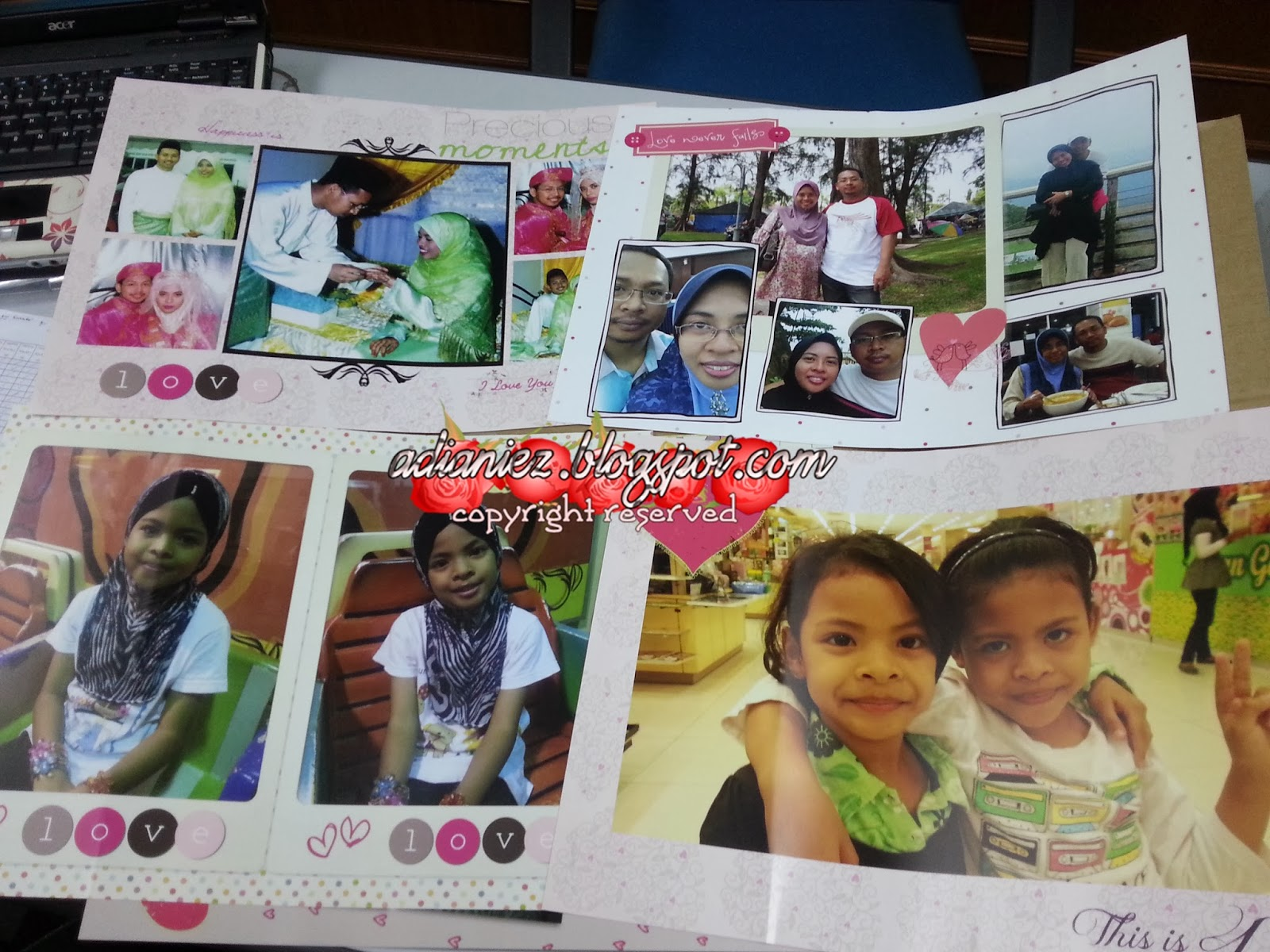 Photobook A3 Poster Prints | Selamat Diterima
