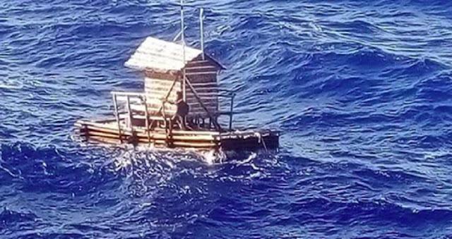 Kisah Aldi Terombang Ambing 49 Hari di Laut, Hanyut di Minahasa Terdampar di Jepang