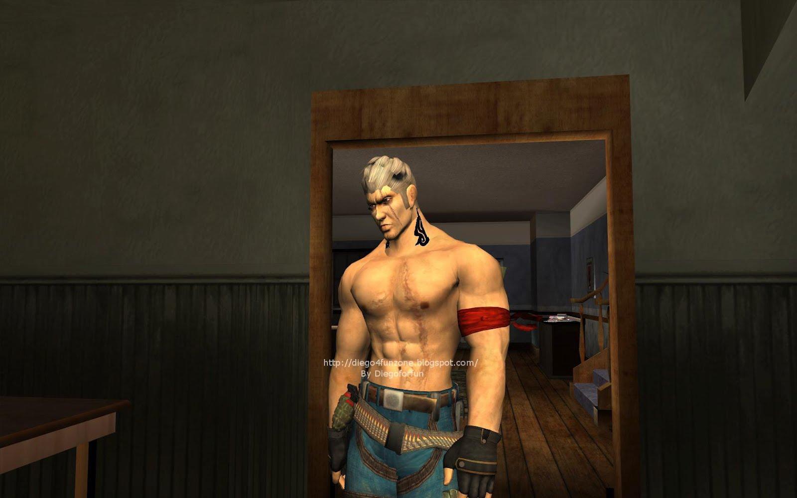 Diego4fun Zone Rel Tekken 6 Bryan Fury