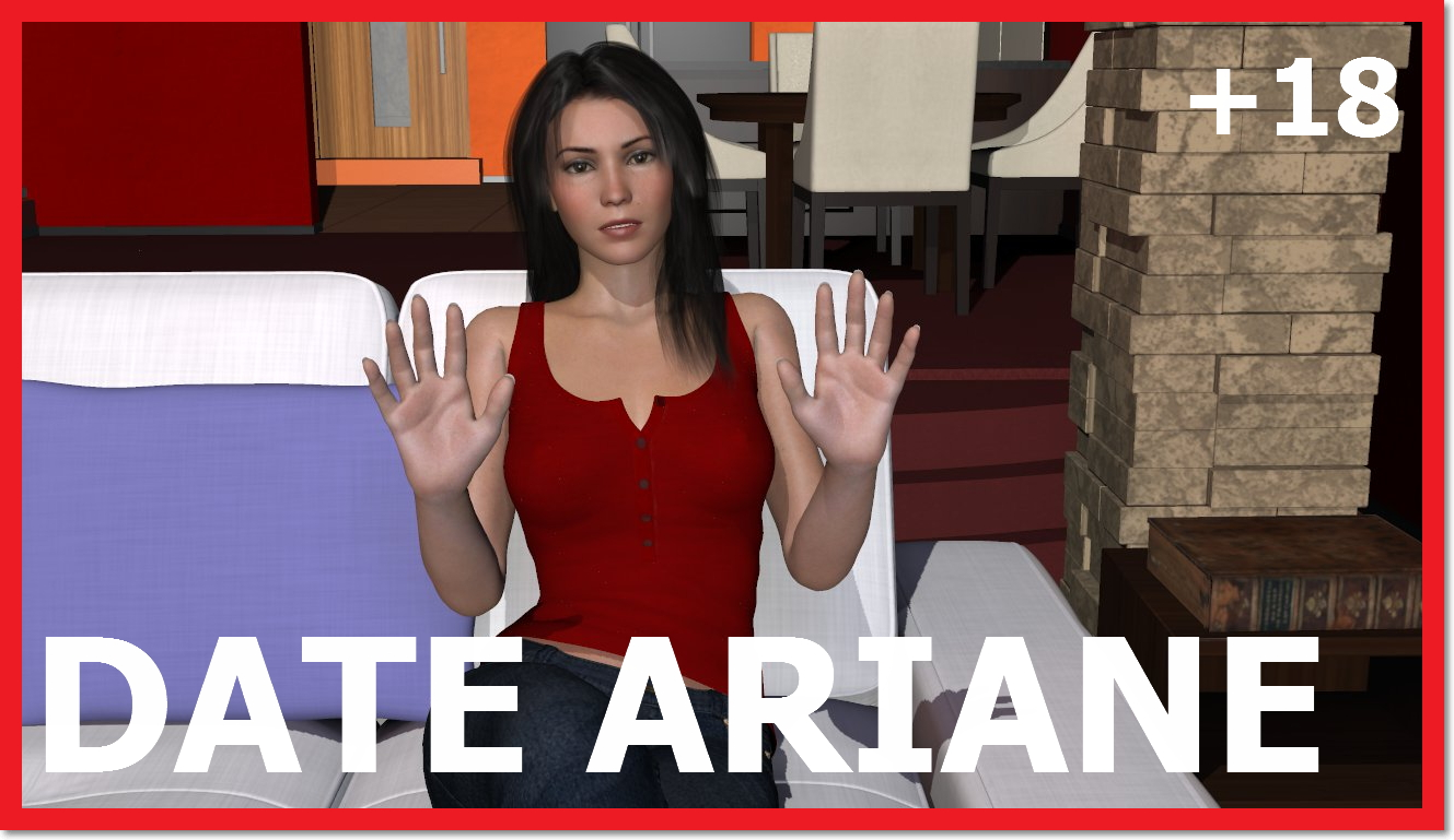 Bgr Dating Simulator 2018 Ariane Kitchen