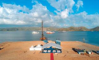 <b>Pelabuhan Gili Mas, Perkuat Tol Laut dan Kepariwisataan NTB</b>