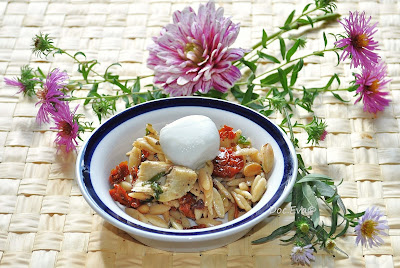 Risoni Salat