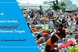 Donasi untuk Gempa-Tsunami Palu & Donggala