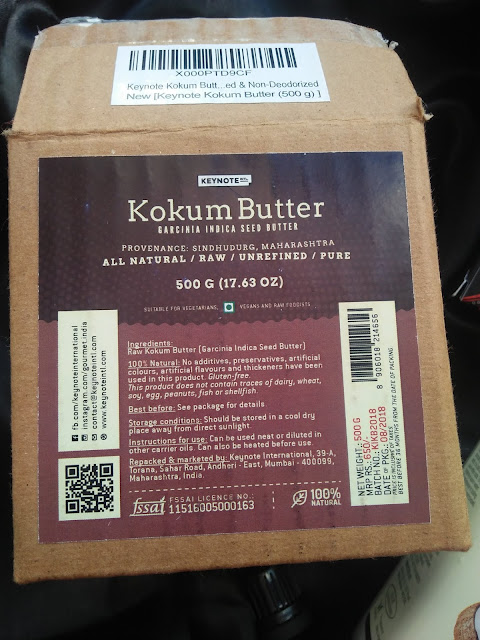 How to make body butter at home with Kokum Butter