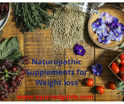 Naturopathic Supplements for Weight Loss