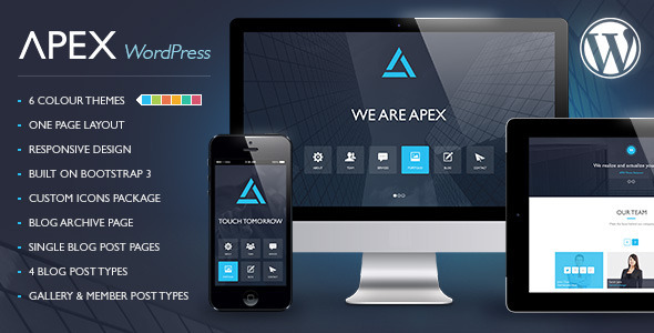 apex v1 1 26 responsive wordpress theme mafiashare download