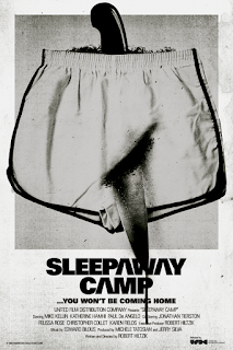 sleep away camp poster