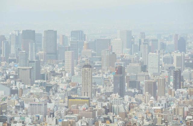 Uma tempestade de areia vinda da China chegou ao Japão - conheça os efeitos