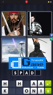 4 Immagini 1 Parola livello 8
