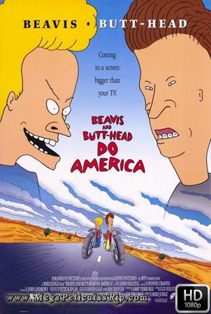 Beavis Y Butt Head Recorren America [1080p] [Latino-Ingles] [MEGA]