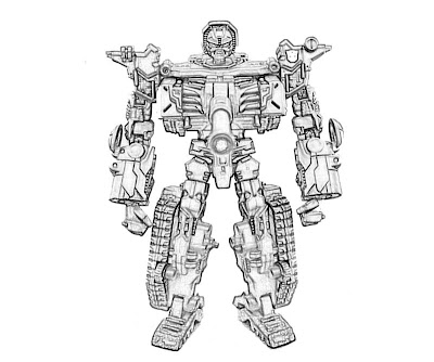 transformers cybertron coloring pages - photo#14