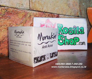 Jual Moreskin Anti Acne
