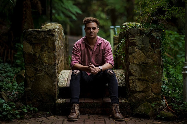 "Angus Legg Unveils Debut Single ""House of Stone"""