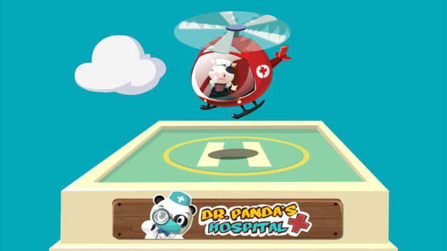 Dr. Panda Hospital Android 2.3.3 Full