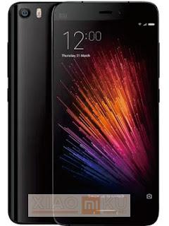 xiaomi mi 5 dengan fingerprint