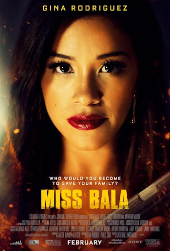 Miss Bala (BRRip 720p Dual Latino / Ingles) (2019)