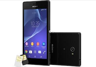 """""""Cara Flash Sony Xperia M2 Dual D2302"""""""