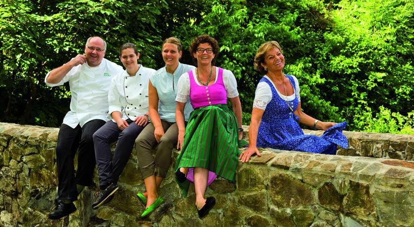 Familie Fuchs | Photo: Familie Fuchs | Arthurs Tochter kocht von Astrid Paul