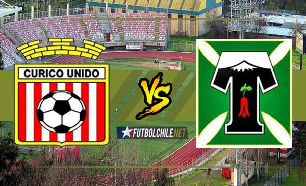 Curicó Unido vs Deportes Temuco