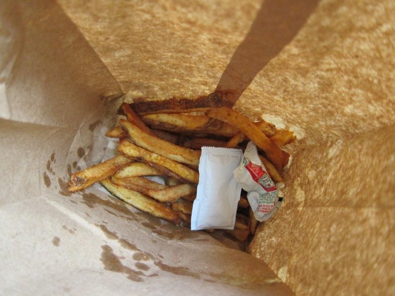 Review Five Guys Cajun Fries