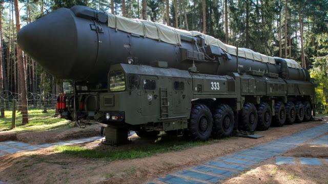 """""""Rusia despliega armas nucleares en Crimea para atacar Europa"""""""