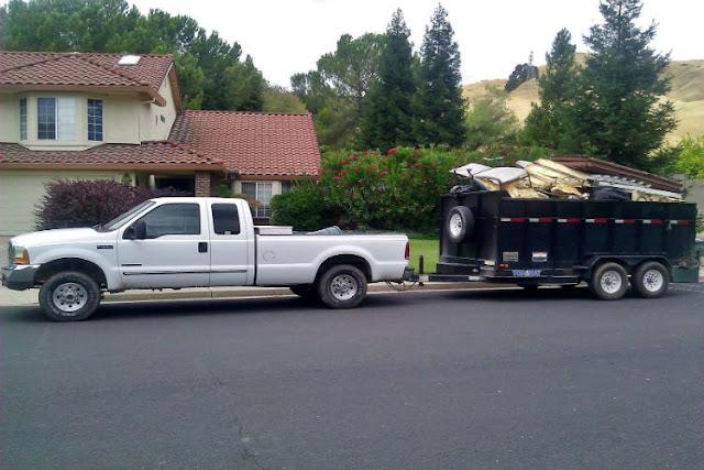 pick up junk service