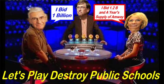 Image result for big education ape destroy public schools