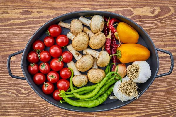tijela de ferro com legumes para emagrecer