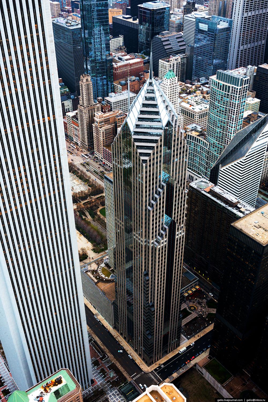 Обои небоскребы, мичиган, chicago, чикаго, иллиноис. Города foto 13