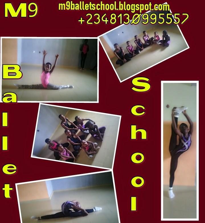 M9 Dance Academy: M9 Ballet School - Nigeria