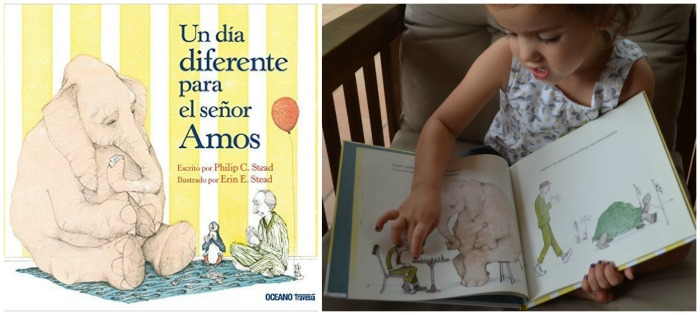 cuentos infantiles desarrollar fomentar empatia niños , día diferente señor amos