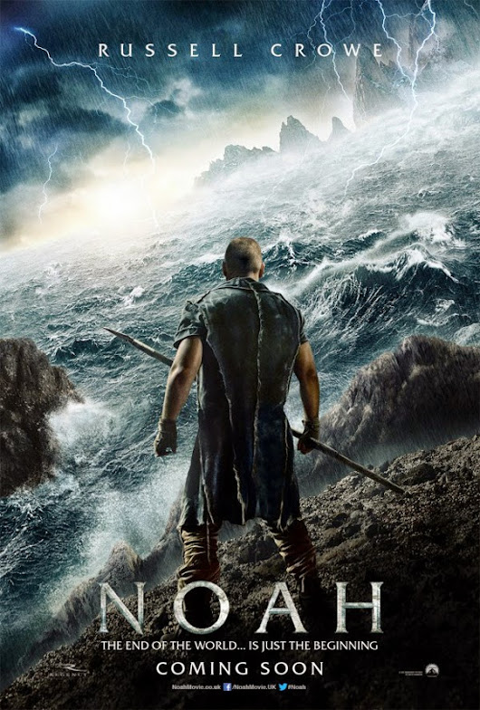 Stunning with giant models in the upcoming film Noah* Is evaluated ...
