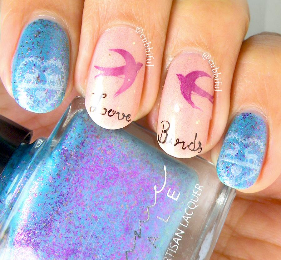 Love Nail Art: Cubbiful: 40 GREAT NAIL ART IDEAS