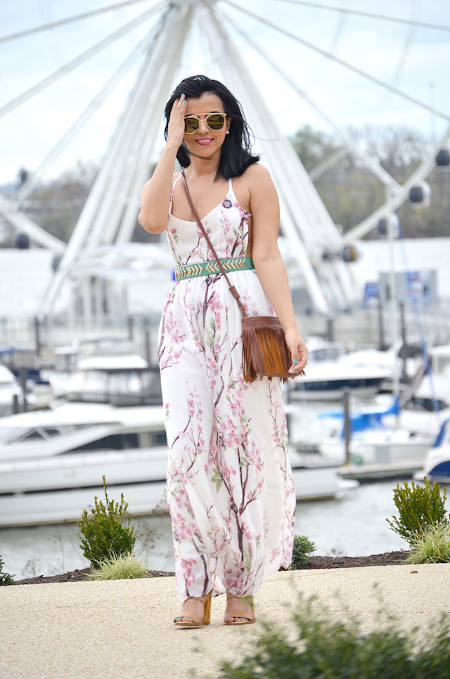 Cherry Blossom Dress-MariEstilo-Look of the day-Choies-LatinaBloggers-Fashion Blogger-ArmandHugon