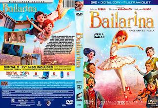 Bailarina Maxcovers