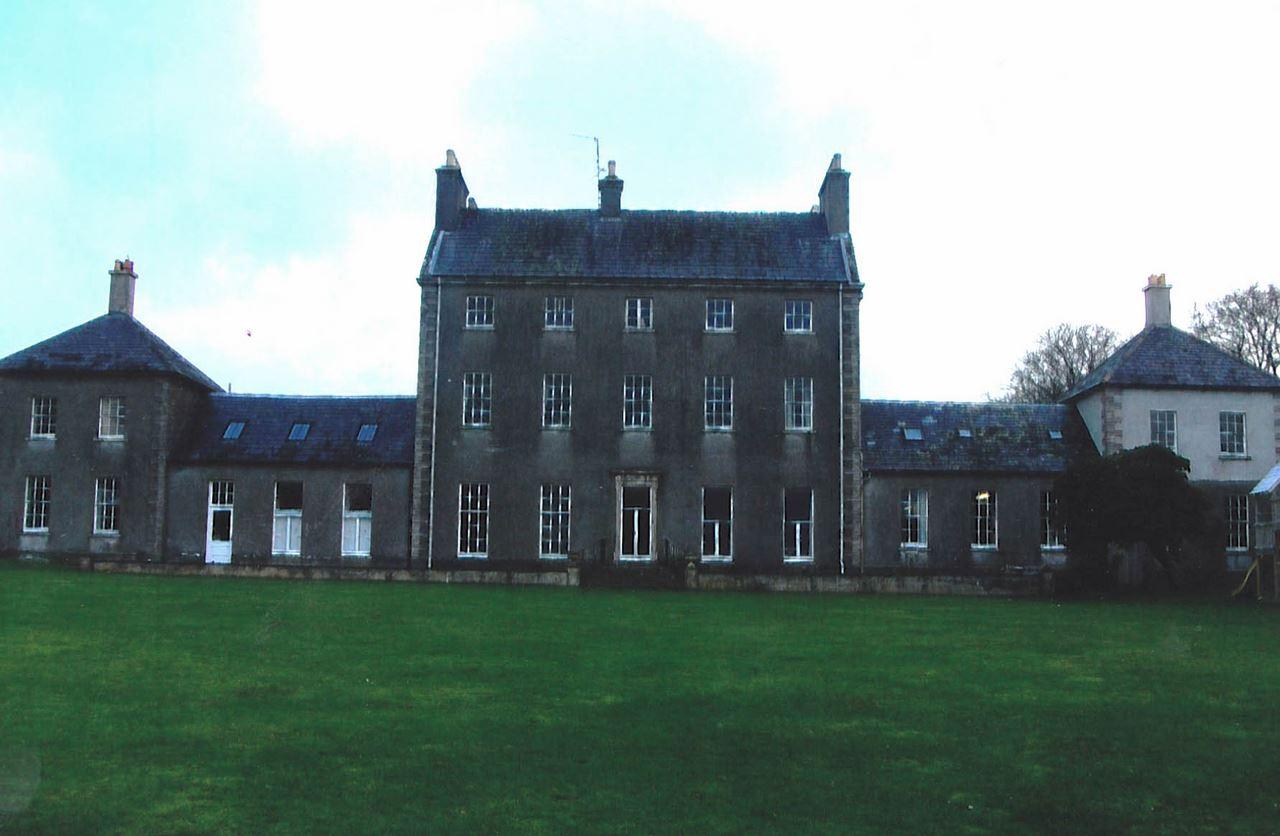 Lord Belmont In Northern Ireland Saintfield House