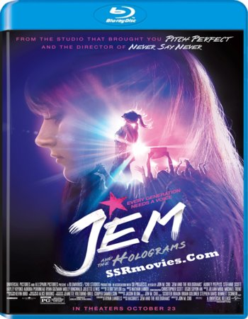 Jem and the Holograms (2015) dual audio 720p
