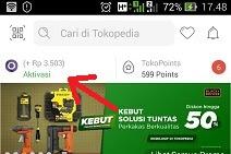 Aktivasi OVO Point/Cash Tokopedia dari TokoCash dengan Mudah