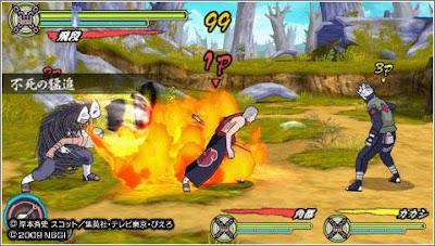 Kumpulan Game PSP dan PPSSPP Naruto ISO Android PC 3